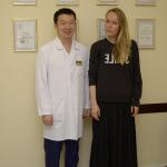 Doctor_Choi_En_Djun_i_Olga_Lomonosova