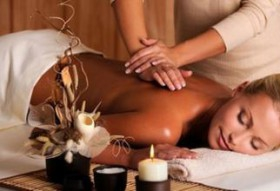 масляный аюрведический массаж