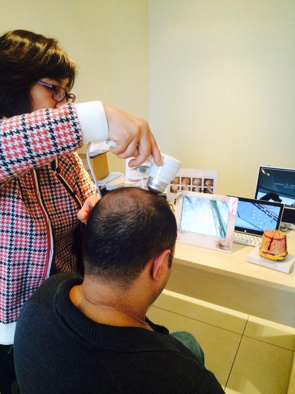 обучение по уходу за волосами в центре восточной медицины