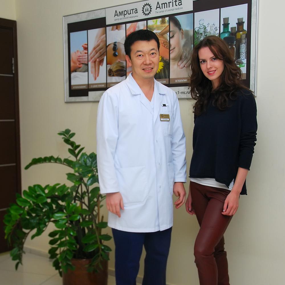 Иглоукалывание в клинике восточной медицины
