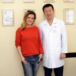 Доктор Чой и Анастасия Денисова