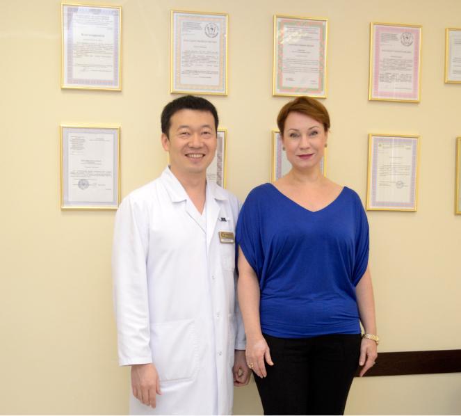 Doctor_Choi_En_Djun_i_Olga_Tumaikina